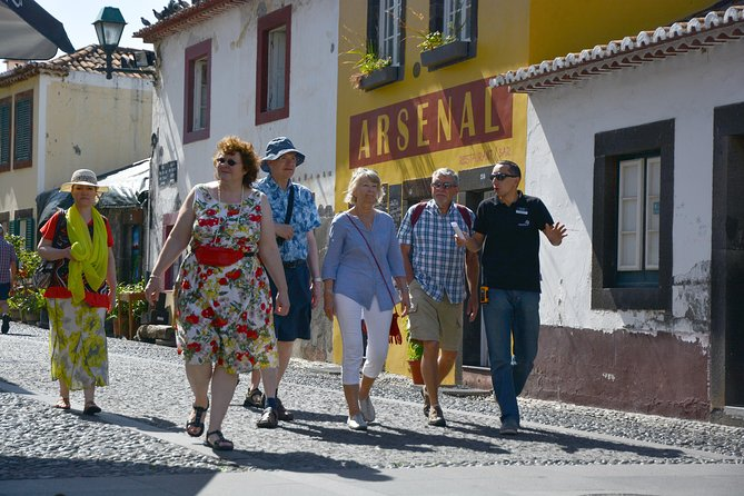 Old Funchal Walking Tour