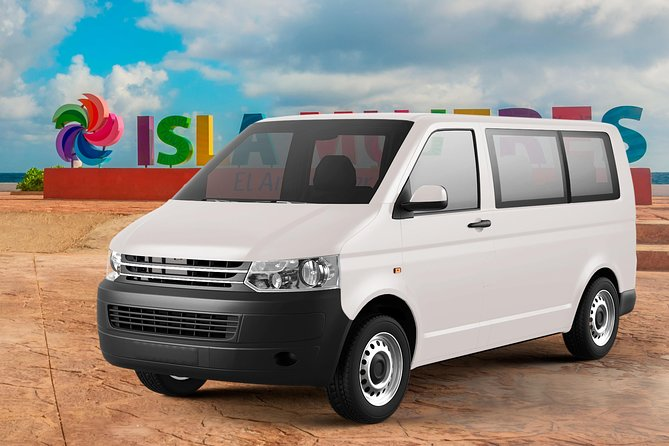 Cancun Airport Hotel Private Transfer by Minivan