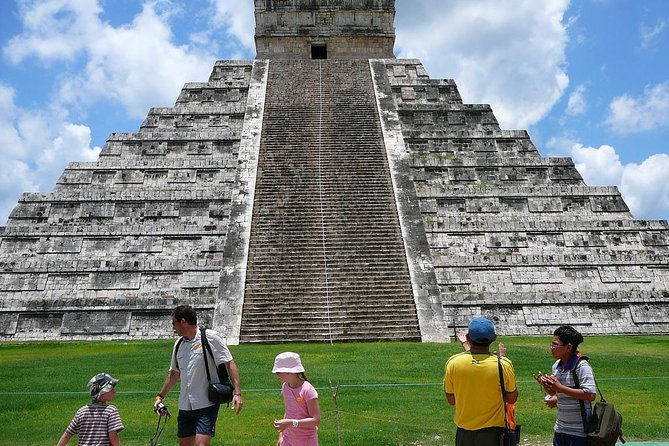 Chichen Itza Encounter with Nature and Culture - All Inclusive from Cancun