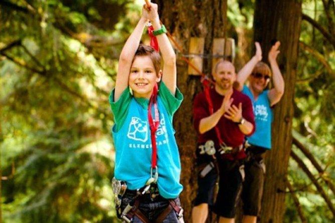 Nanaimo Kids Adventure Course