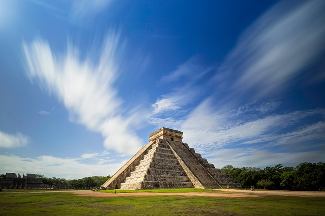Tour Chichen Itzá Include Buffet Lunch, Cenote and Transportation from Cancun