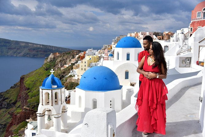 Santorini 3 hours Photo Tour with your personal Photographer