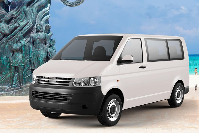 Cancun Airport-Hotel Shuttle Transportation
