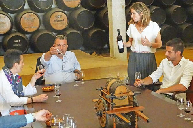 From Cadiz: Jerez Private Day Trip with Horse Show & Sherry Winery