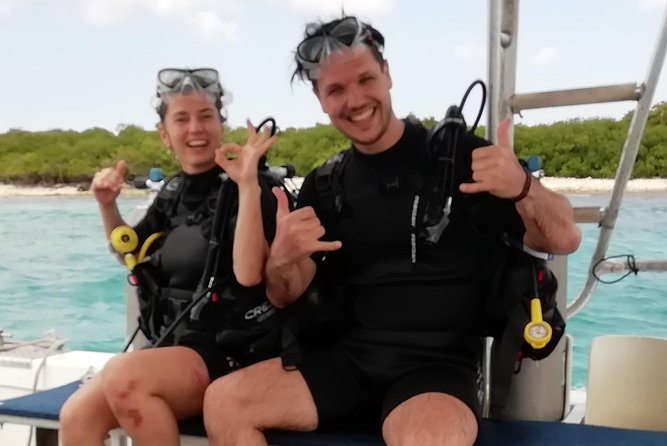 Aruba Try Scuba Diving, for non-certified divers
