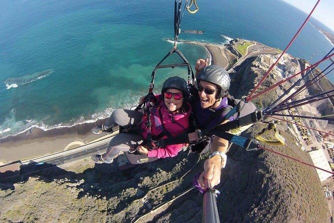 Paragliding Las Palmas De Gran Canaria