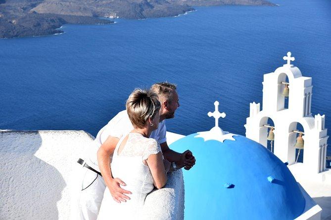 Santorini Highlight Private Tour 4 hours