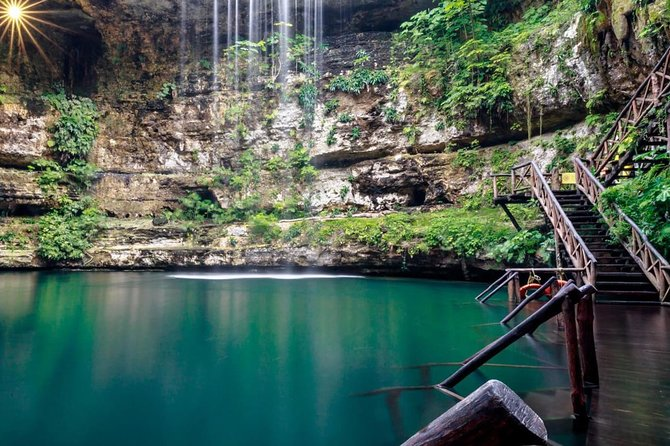 Chichen Itza plus Jungle Tour