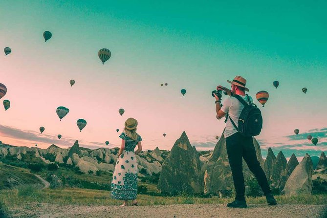 Istanbul - Ankara - Cappadocia | 6 Days