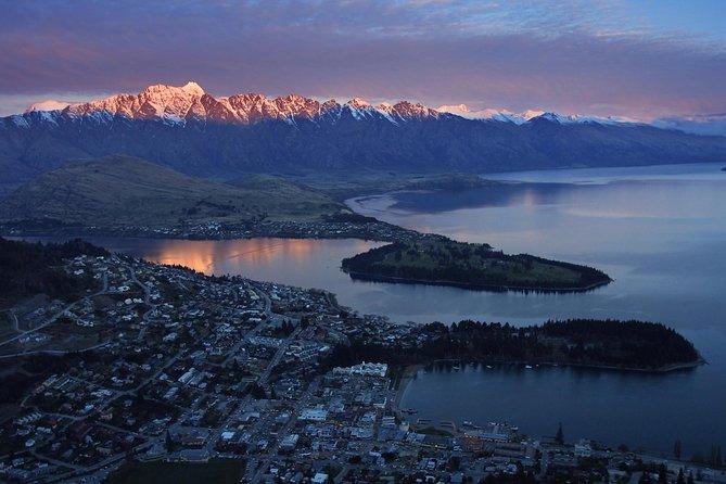2 Day West Coast Glaciers and TranzAlpine Train: Christchurch to Queenstown