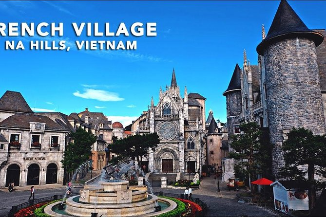 Private Golden Bridge & Ba Na Hills Full Day Trip From Danang City photo 50