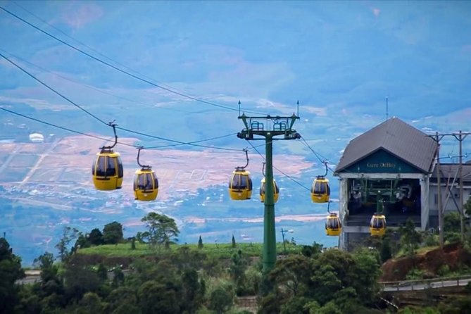 Private Golden Bridge & Ba Na Hill Via Cable Car From Da Nang Or Hoi An