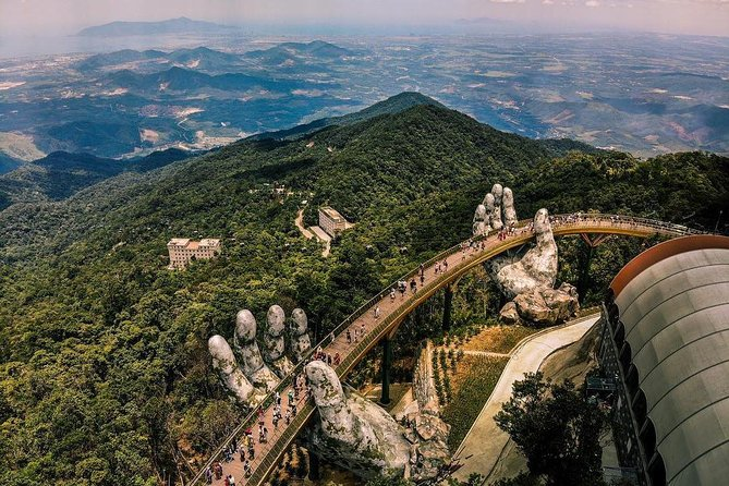 Private Golden Bridge & Ba Na Hills Full Day Trip From Hoi An City photo 31