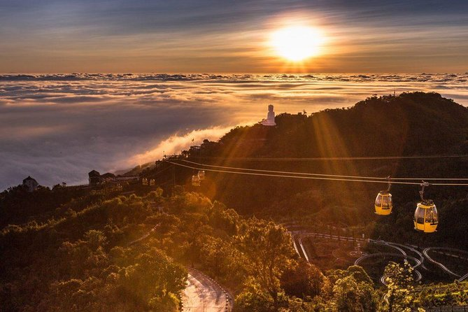 Private Golden Bridge & Ba Na Hills Full Day Trip From Danang City photo 19