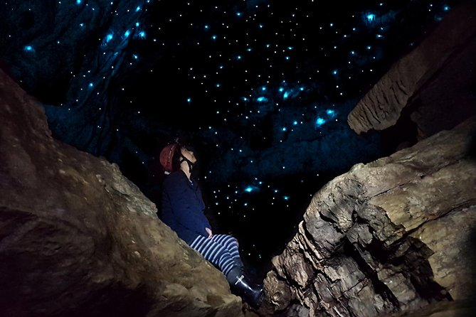 Off the Beaten Track - Glowworm Caving Adventure Tour in Waitomo