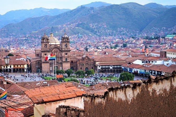 Cusco City Walking Tour - Private Tour