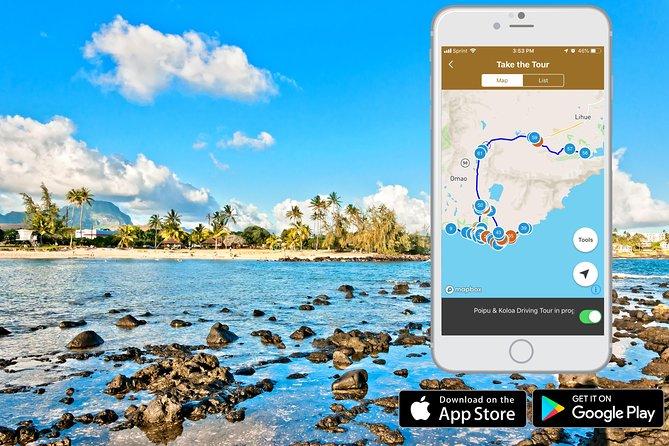Kauai Poipu & Koloa Town Audio Driving Tour