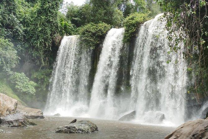 Visit Phnom Kulen National Park