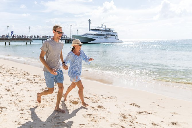 Classic Day Cruise to Tangalooma Island Resort on Moreton Island