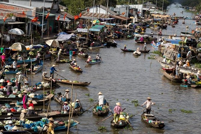 Mekong Delta 1 Day Tour (Cai Be Vinh Long) photo 2