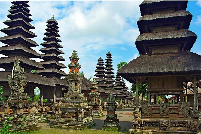 Bali Half Day Tour - Taman Ayun temple, Alas Kedaton,Tanah lot sunset Dinner