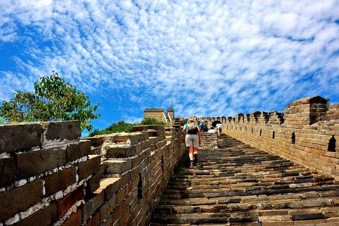 Private Guided Tour of The Mutianyu Great Wall in Beijing