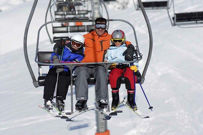 Beginners Ski Day in Valle Nevado