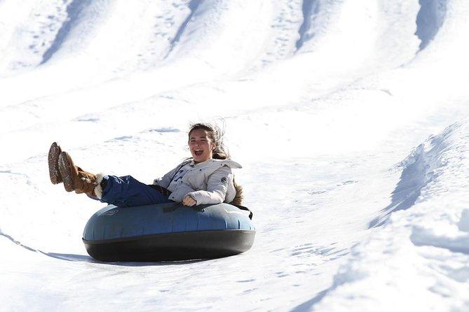 Full-Day Snow Park Farellones Experience