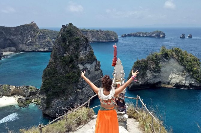 Nusa Penida Island East & West Tour