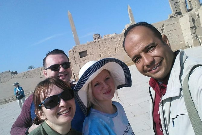Luxor Private Full-Day Tour: Discover the East and West Banks of the Nile