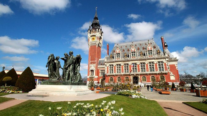 Private Transfer from Bayeux to Calais - Up to 7 people