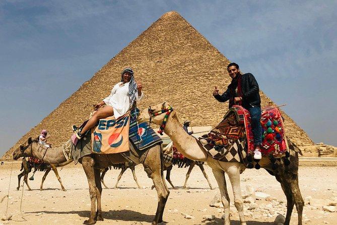 Full Day Tour To Pyramids Of Giza ,spinx , Sakkar ,memphis