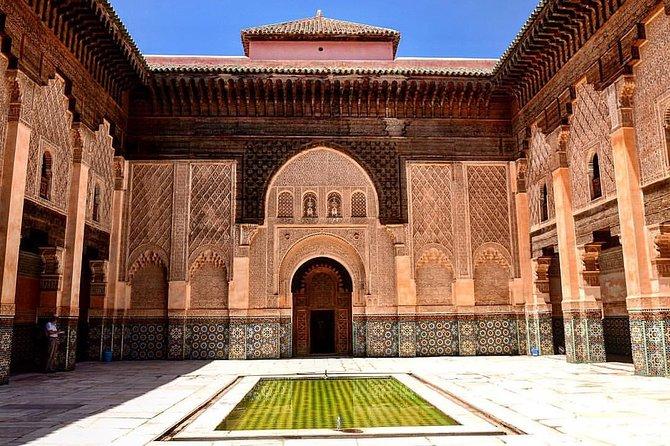 De Paradis Plage: Journée à Marrakech