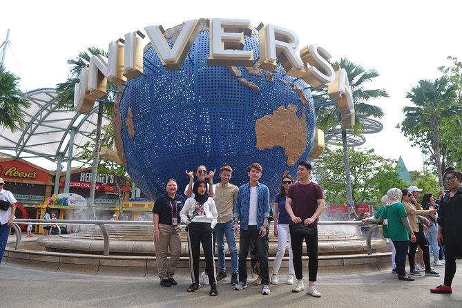 Universal Studios Singapore Ticket with 2 Way Transfers