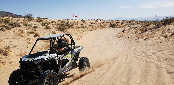 Las Vegas Desert Off Road Adventure for 2 People