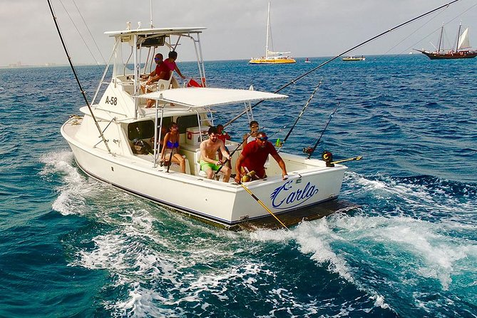 Fishing Charters Aruba