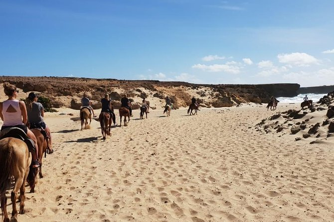 Moro Beach Horseback riding tour