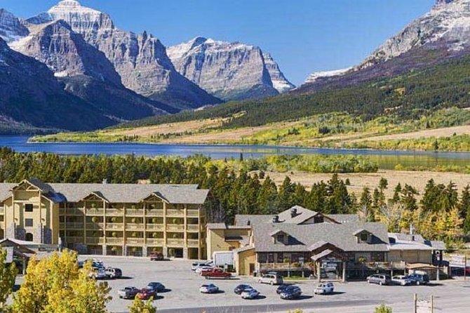 East Glacier Park Village, MT to Calgary - Van Service
