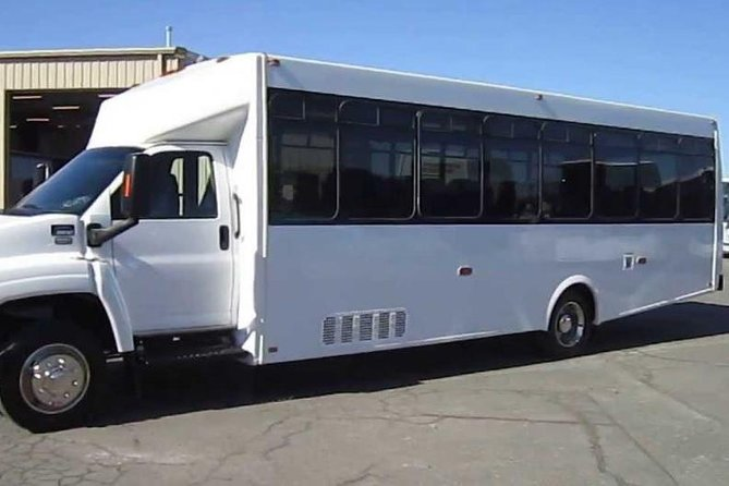 YYC To Kicking Horse - Bus Service