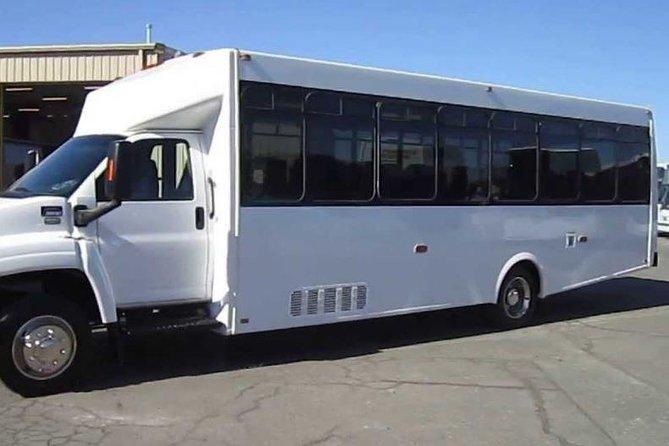 Kicking Horse to Calgary - Bus Service
