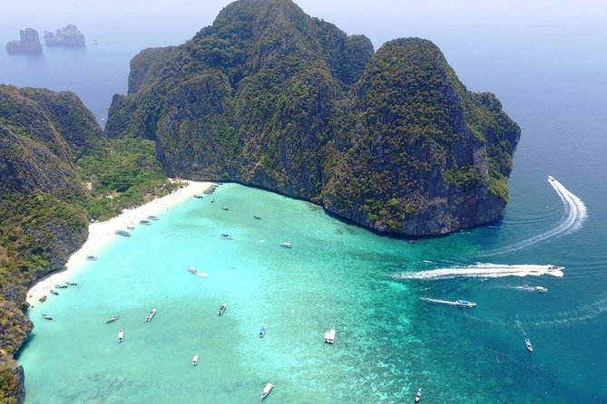 Phi Phi Island One Day Tour en Ferry Boat