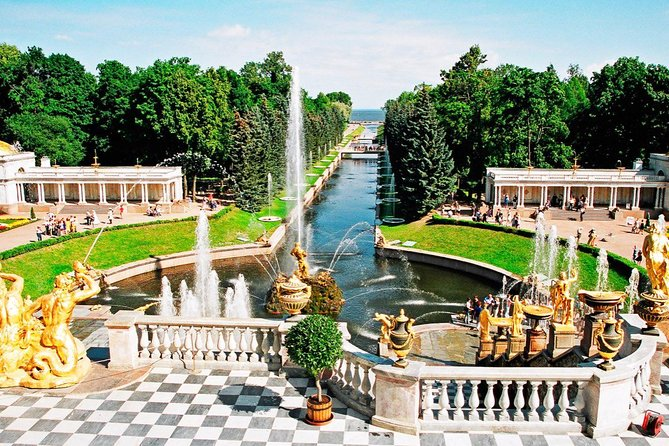 Two Day Tour of St Petersburg City and Local Culture Shore Excursion