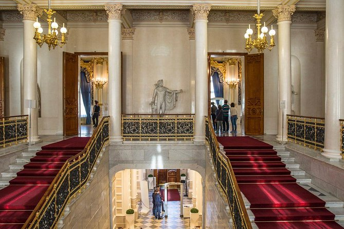 Two Day Grand City Tour including the Treasures of Faberge Museum