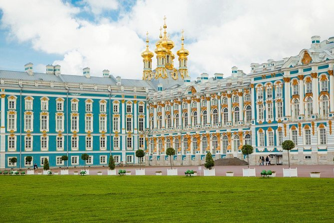 City Sightseeing Hermitage and Pushkin Tour photo 3