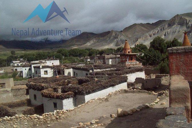 Upper Mustang Trekking - 17 Days
