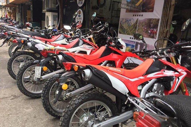 Vietnam Dirtbike Rental
