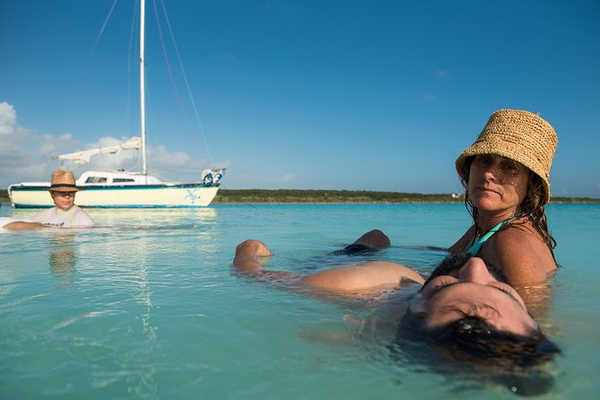 Sailing Experience and Aquatic Therapy in the beautiful Laguna Bacalar photo 2