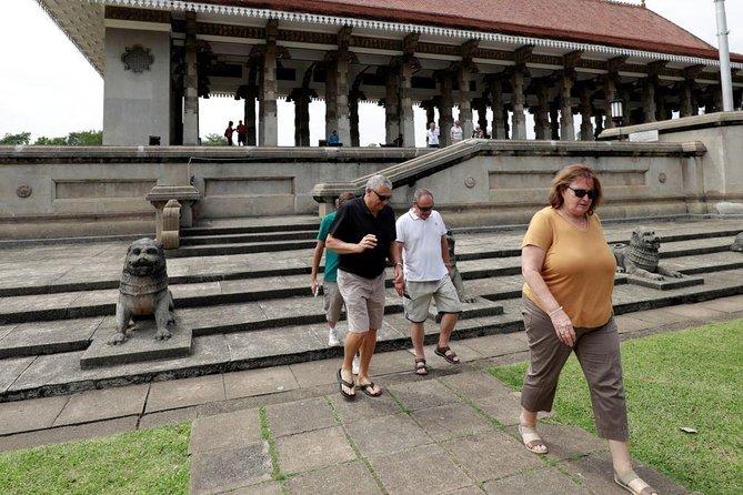 Excursion privée d'une journée complète à Colombo sur mesure depuis Negombo