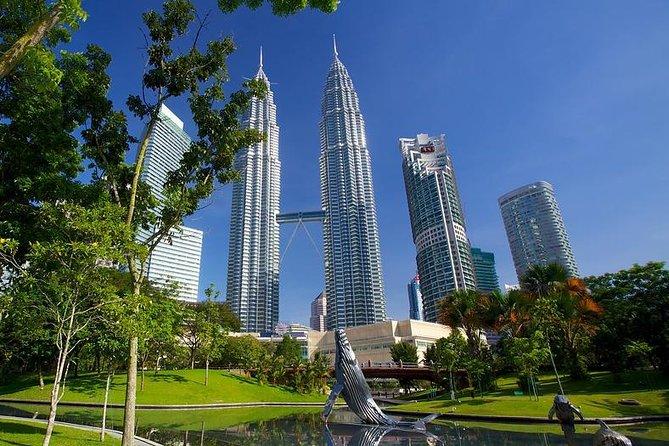 Ready to Explore the City? Let's Go! Kuala Lumpur City Tour (8hours)