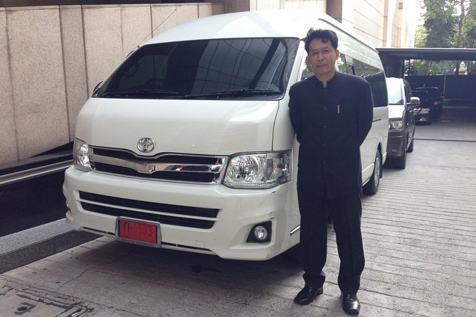 Transfer from Suvarnabhumi Airport to Bangkok Hotel